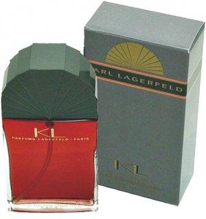 KL by Karl Lagerfeld Eau de Toilette 3.3 oz Spray Cologne...