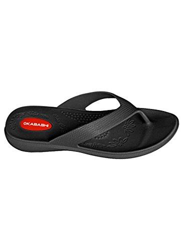 Pictures of Okabashi Women's Maui Flip Flops - Sandals 9 B(M) US 1