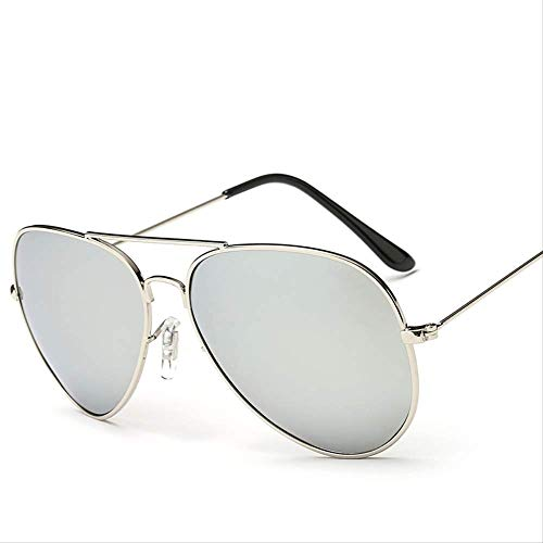 (New Classic Polarized Aviator Sunglasses Men and Women UV 400 Protection Rating by BOLLH)