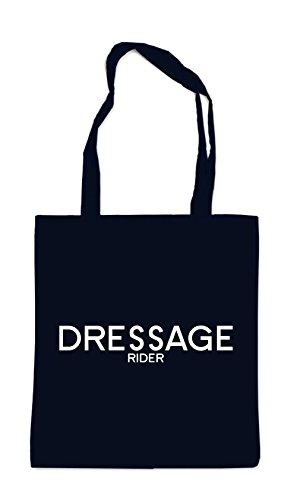 Dressage Rider Font Bag Black Certified Freak