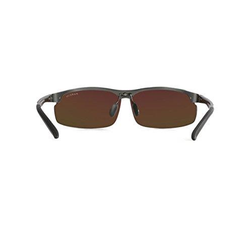 Sol Sol De Bastidor Café Té Polarizadas De De NHDZ Hombre Aluminio Gafas Gafas Hombres Gafas Y De Para Magnesio Gafas Del Conducción wpqPxt8g