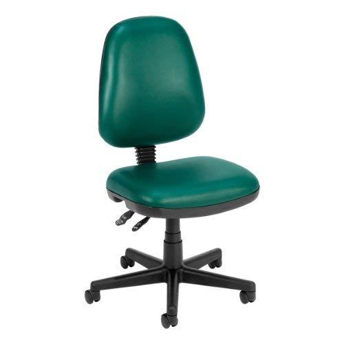 OFM 119-VAM-DK-602 Straton Series Anti-Microbial/Anti-Bacterial Vinyl Task Chair with Drafting Kit ()