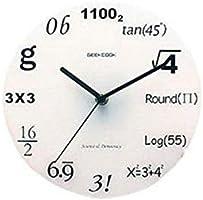 Acrylic analog clock - wall clocks