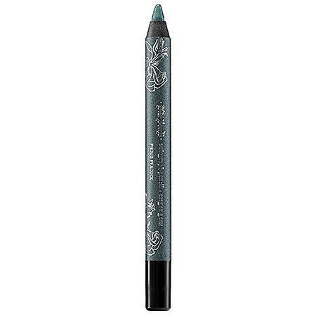 Waterproof Autograph Pencil Kat Von D 0.028 Oz Proud Peacock - Deep Gray Green