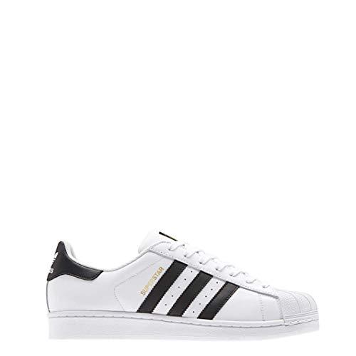 Sneakers da adidas Blanc Superstar Uomo 6wn77P4q