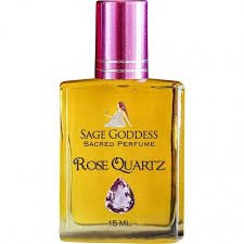 Sage Goddess Rose Quartz Perfume