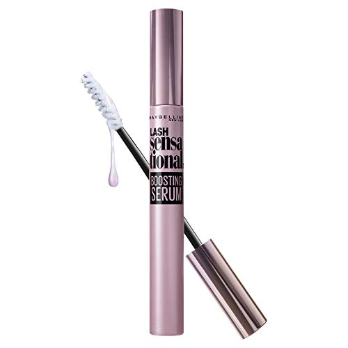 Maybelline Lash Sensational Boosting Eyelash Serum Makeup, 0.18 Fluid Ounce