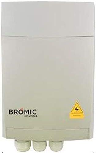 Bromic Tungsten 4000w Smart Heat Electric Heater White Colorado Hearth And Home