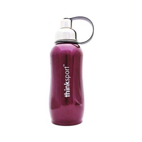 Wholesale Thinksport Insulated Sport Bottle - Purple - 12 oz, [Kitchenware, Water Bottles]