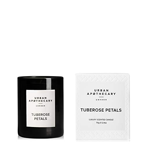 (Urban Apothecary Tuberose Petals Little Luxury Scented Candle 70 g)