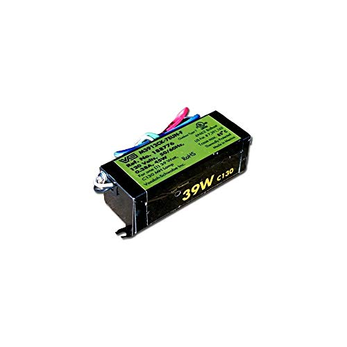 M3912CK-7EUN-F VS Vossloh Schwabe electronic HID ballast for 39w lamps