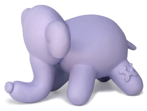 Elephant Charming (Charming Pet Latex Dog Toy Balloon, Elephant, Small)