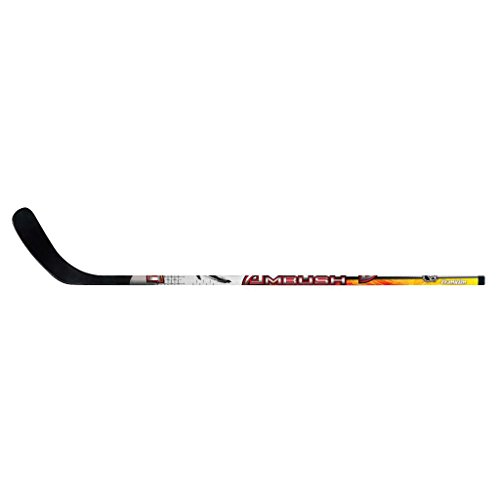 Franklin Sports Hockey Stick - Right Handed - 52 Inch - NHL - Ambush