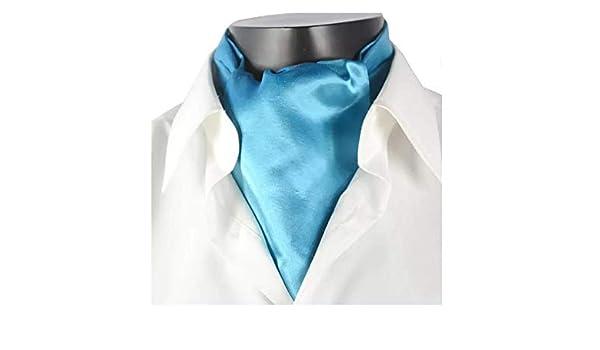 QXX Bufanda de los Hombres Estilo británico Camisa de Traje Color ...