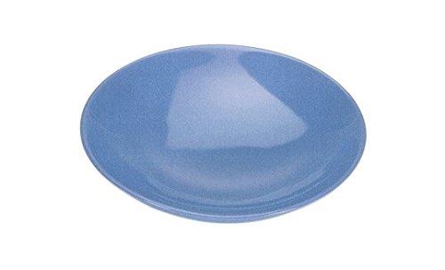 Colours Piatto fondo azzurro cm 21