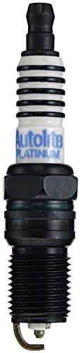 Autolite AP104DP2 Platinum Spark Plug (Pack of 2)