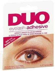 Duo Eyelash Adhesive, Dark Tone - 0.25 Oz