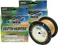 Power Pro 333 Yard Depth-Hunter Metered Line (20-Pound), Outdoor Stuffs