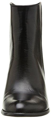 Jonak - 088 11118Cu Tej, Stivale da donna, nero (cuir/tejus noir), 40