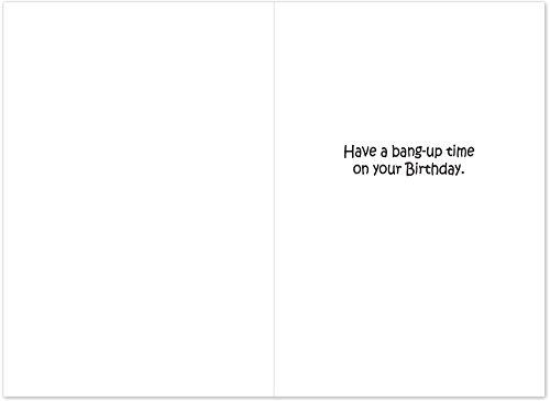 8300 Bangkok Unique Humor Birthday Greeting Card