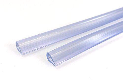 - Carlinea 4836732 Car Door Strips Flexible Glass 45 cm