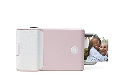 Prynt PW200007-PI Get Instant Photo Prints with The Prynt Case for iPhone 6 / 6s - Pink (Photo Printer For Iphone 6)