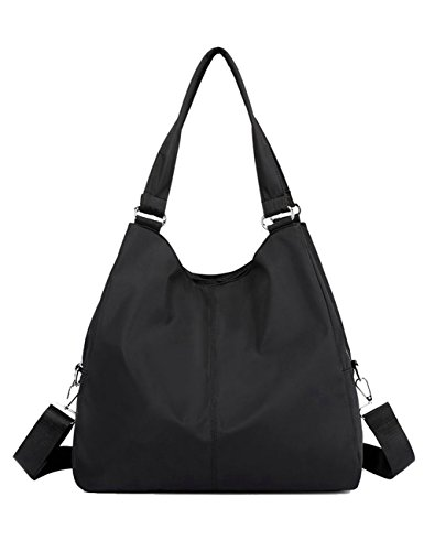 Nylon Hobo Handbags - 3