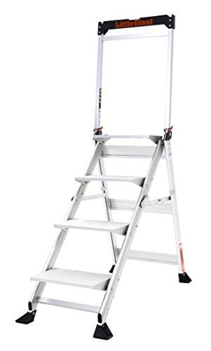 Little Giant Ladder Systems 11904 4-Step Jumbo Bar Little Jumbo Safety Step