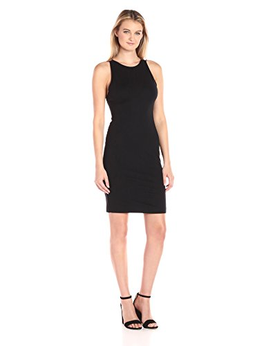 Jersey French Black Dress Kali Connection Women's tw6qw07n