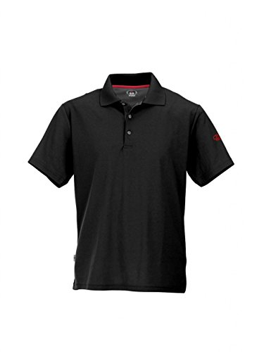 Maul Rubi Funktions Poloshirt - black