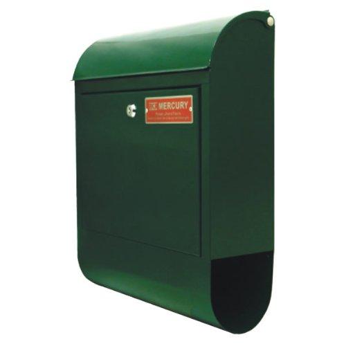 マーキュリーポスト(メールボックス) c062 グリーン B002DB6PJY 12800