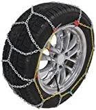 EAMRTC2518 * Titan Chain Alloy Snow Tire Chains - Diamond Pattern - Square Link - 1 Pair (for Light Trucks)