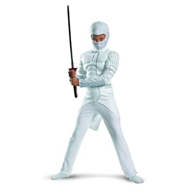 Disguise Costumes G.i. Joe Retaliation Storm Shadow Classic Muscle Costume: Clothing