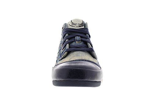 Yellow Cab Mud M, Sneaker Uomo Blau (Blue)