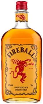 Licor Importado Fireball 750Ml