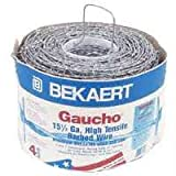 Bekaert Gaucho 118230/177495 Class 3 Barb Wire, 4 Point, 1320'