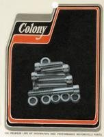 Colony Chrome Sockethead Screw Set 8761-7