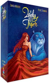 The Lady and The Tiger Game (Ladies Player Tigers)
