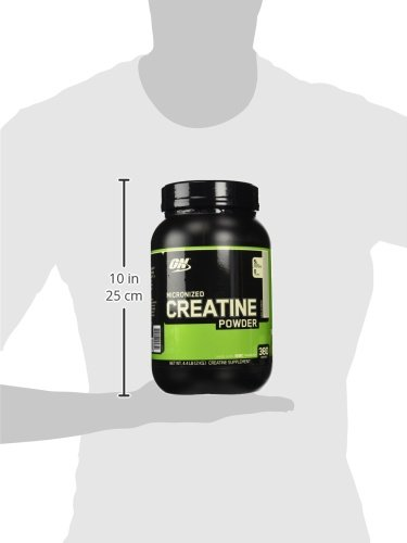Optimum Nutrition Micronized Creatine Powder 2000g (4.4lbs)