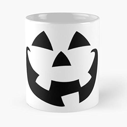 Halloween Galt High School Jack O Lantern Trick Or Treat - 11 Oz Coffee Mugs Unique Ceramic Novelty Cup, The Best Gift For Halloween.]()
