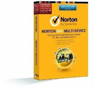 Norton 360 Multi 2.0EN 1U 5Lic (Norton 360 For 2 Devices)