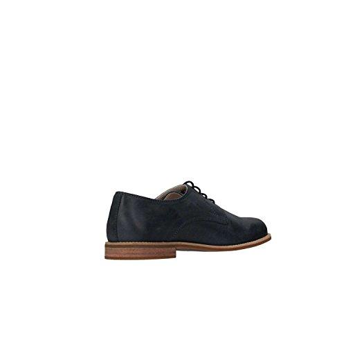 Il Gufo G254 French Shoes Baby Blau