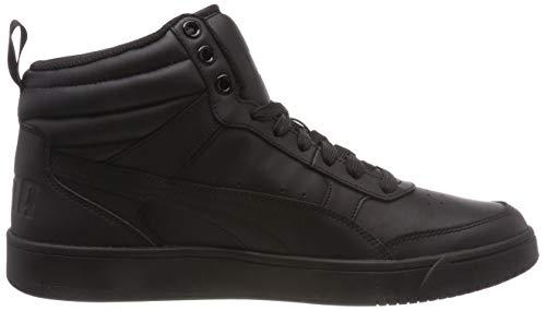 Street Black Altas Rebound V2 puma puma Unisex Puma Black Zapatillas L Negro Adulto 5R7nnB