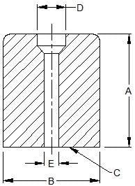 VitalGlides Paquete de 16 deslizadores de tefl/ón atornillables deslizadores PTFE para sillas y electrodom/ésticos base de tefl/ón deslizadores de tornillos deslizadores