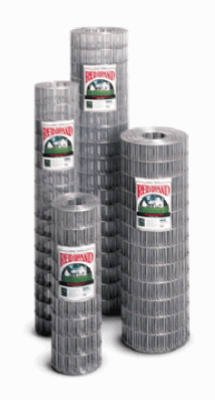 Keystone Welded Wire (Keystone Steel & Wire 84067 Welded Wire Fencing, 48-In. x 100-Ft., #84067, 14 gauge - Quantity 9)