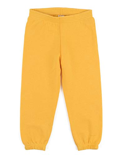 (Leveret Boys Sweatpants Yellow 8 Years)