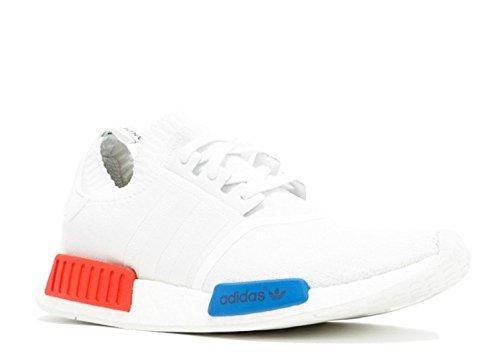 adidas NMD Runner PK, Vintage White/Vintage White/Lush Red vintage white/vintage white/lush red