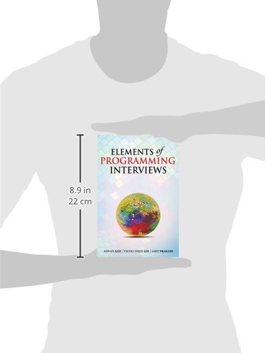 Amazon Elements Of Programming Interviews The Insiders Guide