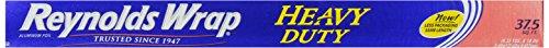 - Reynolds Wrap Heavy Duty Aluminum Foil - 37.5 Square Feet