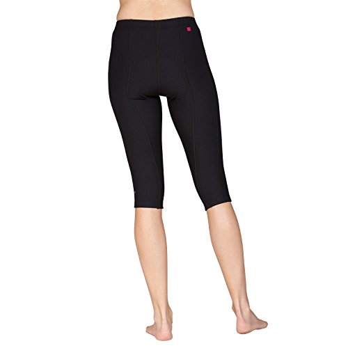 Terry Cycling Knickers For Women Plus Size - One Of Our Most Popular Black Bike Bottoms For All-Season Riding - Black - 1X by Terry (Image #2)